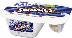 Nestlé Mix-in Smarties & Joghurt  (120 g) - 4005500027430