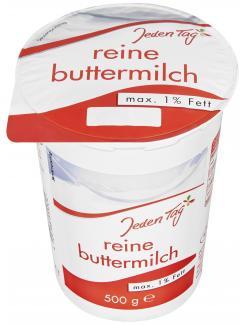 Jeden Tag Reine Buttermilch  (500 g) - 4306188355304