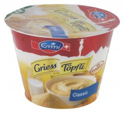 Emmi Griess Töpfli classic  (175 g) - 7610900118380