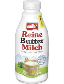 Müller Reine Buttermilch 1%  (500 g) - 4025500163082