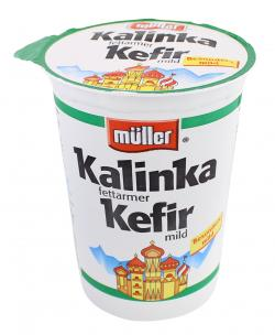 Müller Kalinka fettarmer Kefir mild  (500 g) - 4025500186821