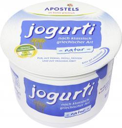 Apostels Jogurti Natur Griechische Art 10%  (500 g) - 4000832301050