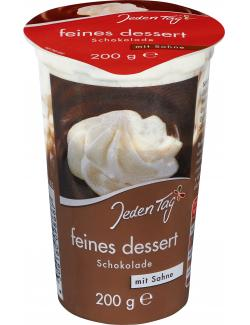 Jeden Tag Feines Dessert Schokolade  (200 g) - 4062800013297
