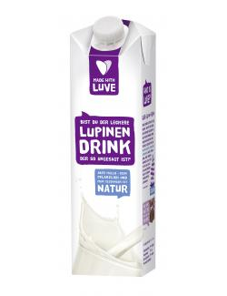 Made with Luve Lupinen Drink Natur  (1 l) - 4260248516664