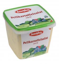 Salatkönig Pellkartoffelsalat mit Ei  (1 kg) - 4006034123070