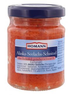 Homann Alaska-Seelachs-Schnitzel geräuchert  (125 g) - 4030800012381