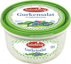Salatkönig Gurkensalat  (500 g) - 4045800763157