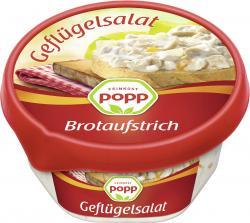 Popp Brotaufstrich Geflügel-Salat  (150 g) - 4045800229264