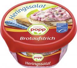 Popp Brotaufstrich Heringssalat mit Rote Bete  (150 g) - 4045800302264