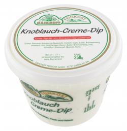 Dahlhoff Knoblauch Dip  (250 g) - 4001238400262