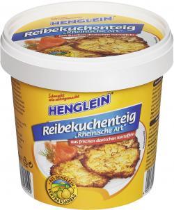 Henglein Reibekuchenteig Rheinische Art  (1 kg) - 4001163131552
