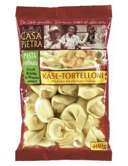Casa Pietra Käse Tortelloni  (400 g) - 4009337855082