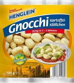Henglein Gnocchi  (500 g) - 4001163154858