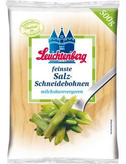 Leuchtenberg Salz-Schneidebohnen  (500 g) - 4002471074500
