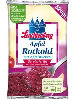 Leuchtenberg Apfel Rotkohl mit Apfelstücken servierfertig  (500 g) - 4002471072001