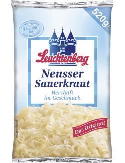 Leuchtenberg Neusser Sauerkraut  (500 g) - 4002471076009