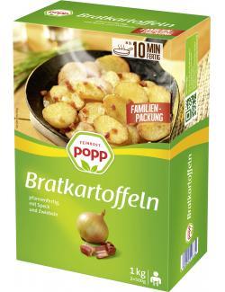 Popp Bratkartoffeln mit Speck und Zwiebeln  (1 kg) - 4006034116546