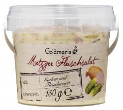Goldmarie Metzger Fleischsalat  (150 g) - 4250780307776