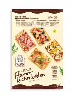 Tante Fanny Frische Flammkuchenböden  (4 x 85 g) - 9120003412332