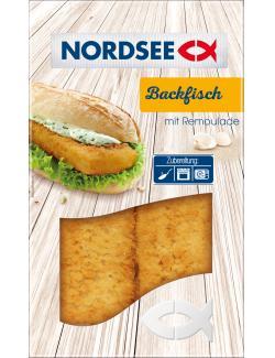 Nordsee Backfisch mit Remoulade  (170 g) - 4030800017782