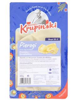 Dovgan Pierogi Teigtaschen mit Frischkäse-Kartoffelfüllung  (400 g) - 5901398071830