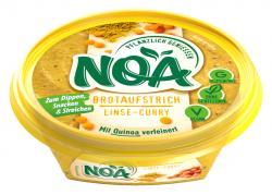 NOA Brotaufstrich Linse-Curry  (175 g) - 4058094310013
