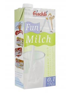 Frischli Fit Milch 0,1%  (1 l) - 4045500011039
