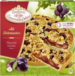 Coppenrath & Wiese Alt-Böhmischer Pflaumenkuchen  (1,25 kg) - 4008577000412
