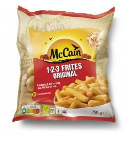 McCain 1·2·3 Frites original  (750 g) - 8710438094213