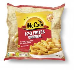 McCain 1·2·3 Frites original  (1,50 kg) - 8710438392418