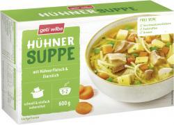 Geti Wilba Hühnersuppe  (600 g) - 4006622060046