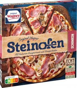 Original Wagner Steinofen Pizza Schinken  (350 g) - 4009233003563