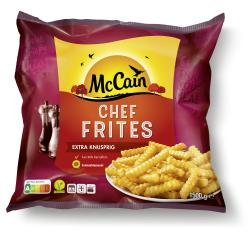 McCain Chef Frites  (1,50 kg) - 8710438010022