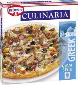 Dr. Oetker Culinaria Greek Gyros Style  (355 g) - 4001724851400