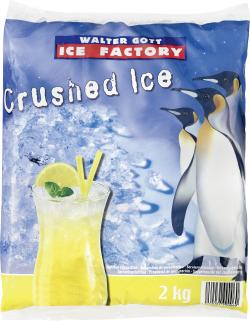 Walter Gott Ice Factory Crushed Ice  (2 kg) - 4260031990060