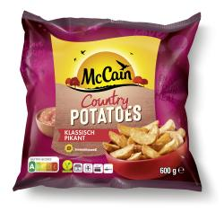 McCain Country Potatoes classic  (600 g) - 8710438044980