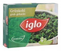 Iglo Grünkohl grob gehackt  (600 g) - 4056100040770
