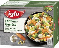 Iglo FeldFrisch Farmers Gemüse  (400 g) - 4056100041890