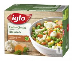 Iglo Buttergemüse  (300 g) - 4056100045362