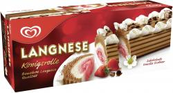Langnese Königsrolle Eis  (1 l) - 4056100010995