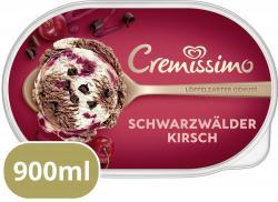 Cremissimo Schwarzwälder Kirsch Eis  (900 ml) - 8712100456695