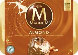 Magnum Mandel Familienpackung Eis  (4 St.) - 8000920570609