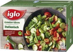 Iglo Gemüse-Ideen italienische Pfanne  (528 g) - 4250241201353