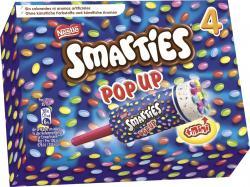 Smarties Pop Up  (4 x 90 ml) - 7613032837747