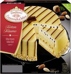 Coppenrath & Wiese Torten Träume Marzipan Mandel  (600 g) - 4008577001860