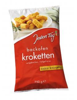 Jeden Tag Backofen Kroketten extra knusprig  (750 g) - 4003880132324