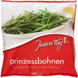 Jeden Tag Prinzessbohnen  (1 kg) - 4039876083370