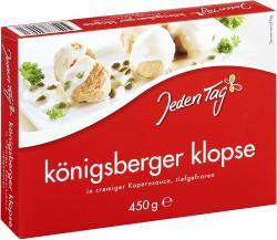 Jeden Tag Königsberger Klopse  (450 g) - 4306188820031