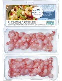 Deutsche See Riesengarnelen  (2 x 137,50 g) - 4009239874754