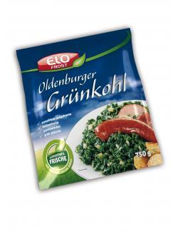 Elo Frost Oldenburger Grünkohl grob gehackt  (750 g) - 4039876079045